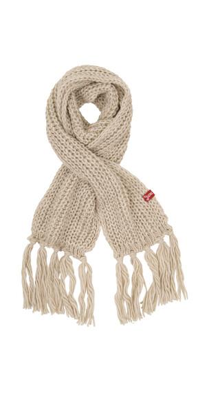Elkline Schalplatte sjaal beige